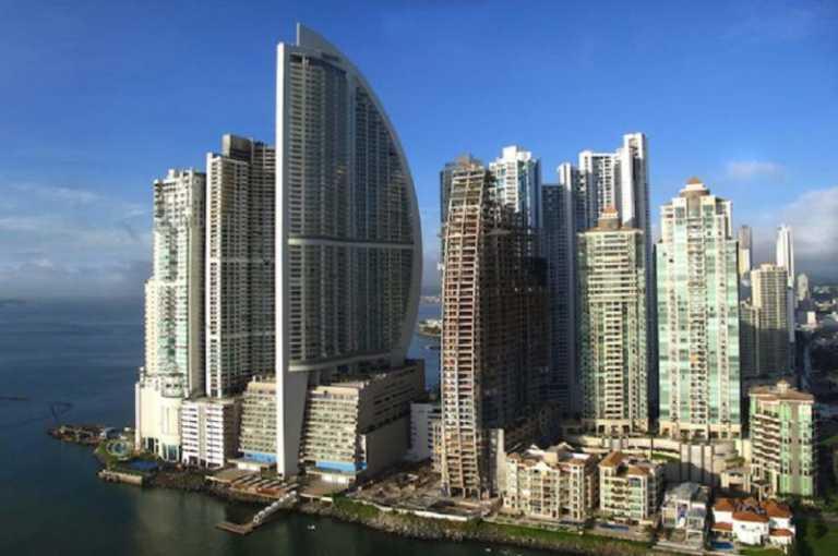 Hotel de Donald Trump en Panamá es el edificio mas alto de C.A