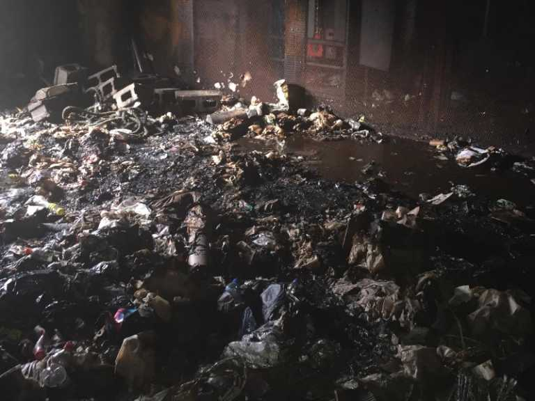 Bomberos aún no investigan sospechoso incendio a Diario Tiempo