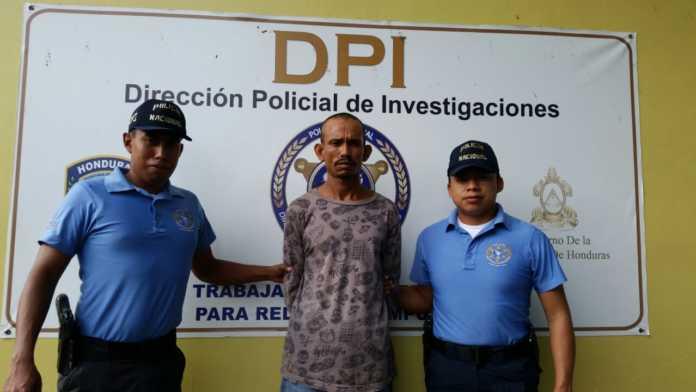 homicidio en La Ceiba