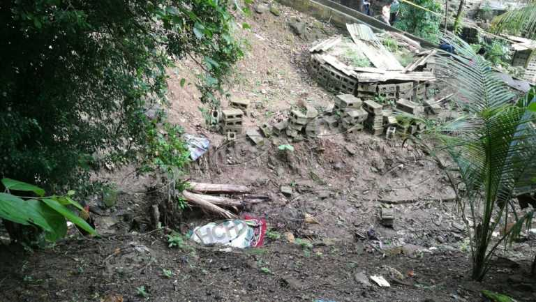 Encuentran un muerto en Aldea Bijao arrojado dentro de matorral