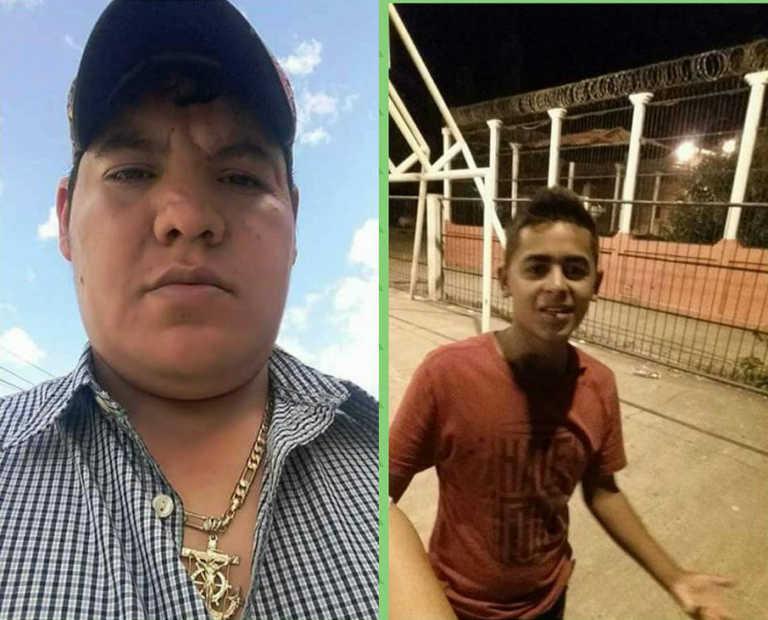 Acribillan a dos hombres dentro de vehículo en Copán