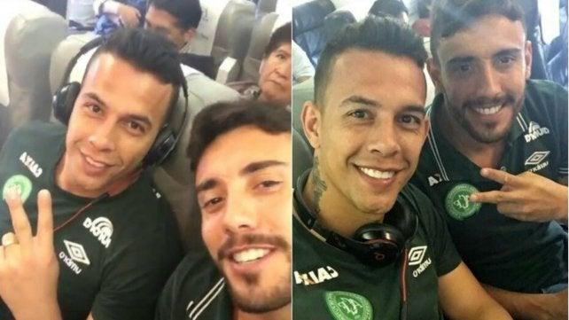 Accidente aéreo: Los 22 jugadores del Chapecoense que iban a bordo del avión
