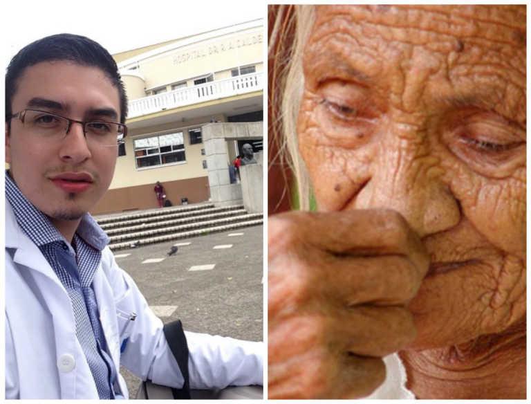 VÍDEO: Mario, un pasante de medicina que quiere curar con amor