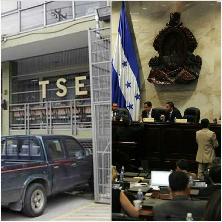 Congreso nacional aprueba  ampliar número de magistrados del TSE