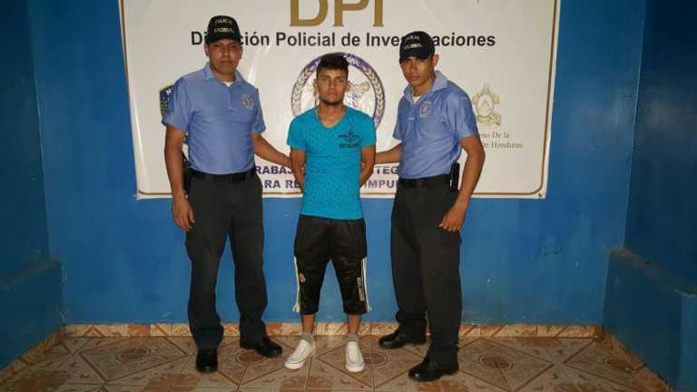 Capturan a sospechoso de asesinar a su novia en Choluteca