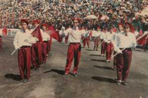 La Escuela Normal Mixta Pedro Nufio en Honduras