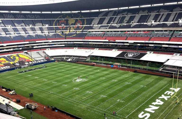 «El Estadio Azteca es el peor recinto para practicar deporte en el mundo»