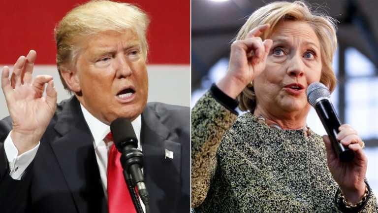 EUA elige su 45° presidente en la elección más polarizada de su historia