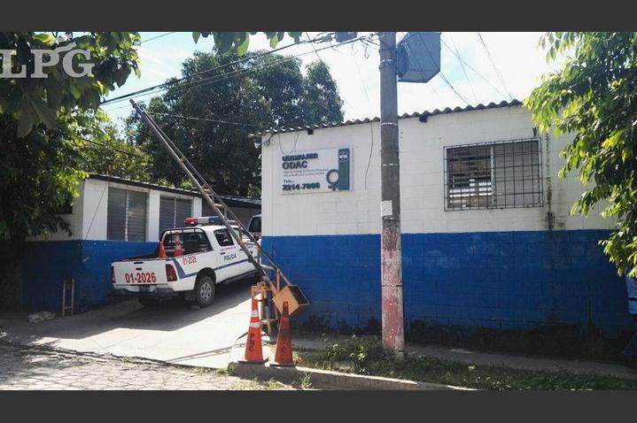 3 pandilleros salvadoreños escapan de una prisión