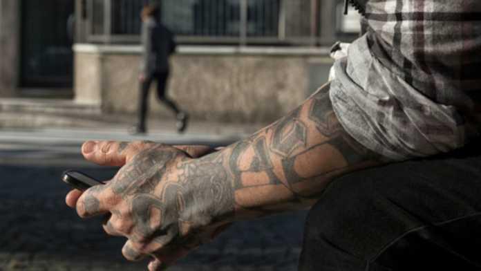 pandilleros en El Salvador