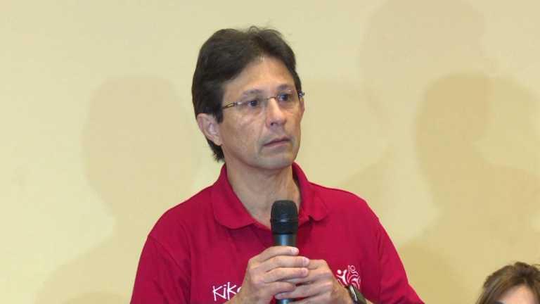 """""""Kike"""" Ortez anuncia inscripción  de su movimiento este 11 de noviembre"""