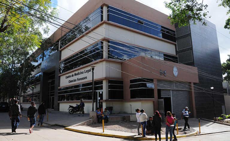 Ingresan cinco cadáveres a la Morgue de Tegucigalpa