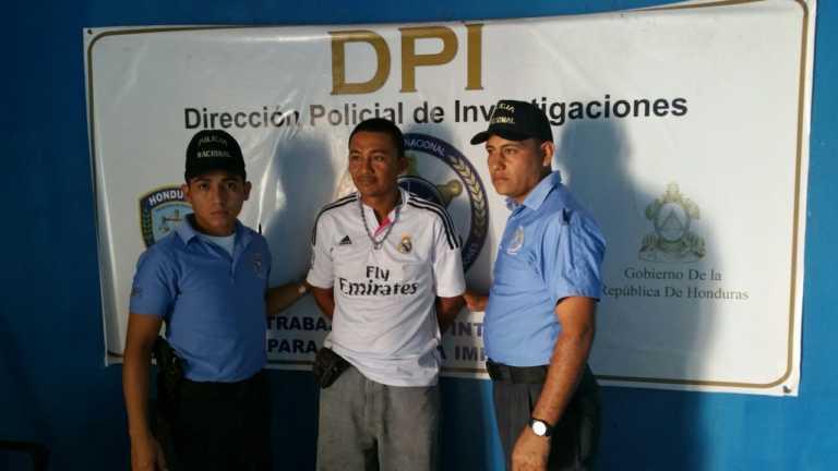 Cae motorista tras 10 años de huir de la justicia en Choluteca