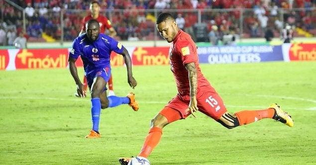 Panamá pierde a Erick Davis para juego ante Honduras