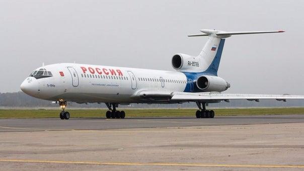 Avión Tupolev Tu-54