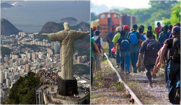 Brasil acogerá refugiados de Honduras, El Salvador y Guatemala