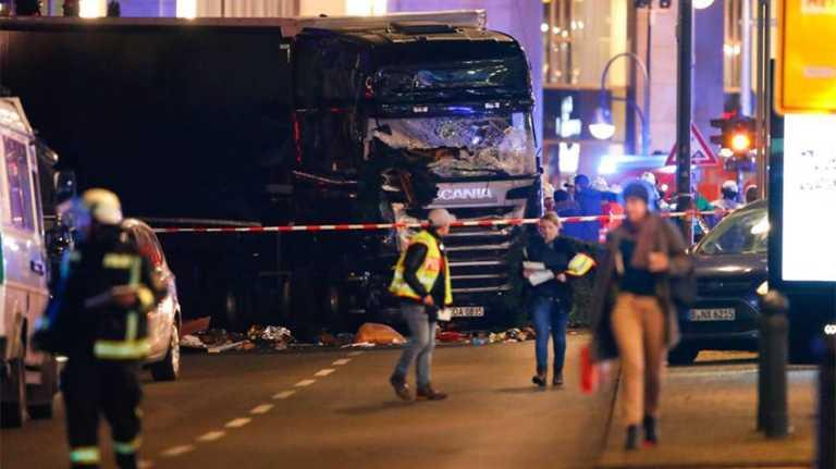 Varios muertos en un ataque en Berlín en un mercado navideño