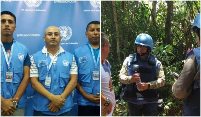 FFAA de Honduras participará en Misión de la ONU en Colombia