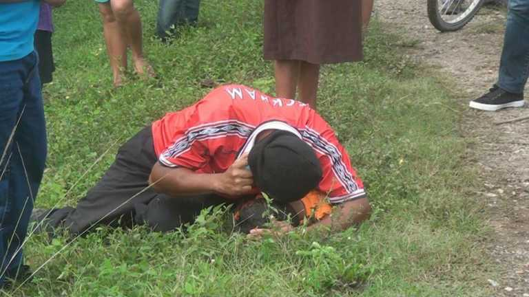 Atropellan a niño en carretera a Olanchito-Sabá