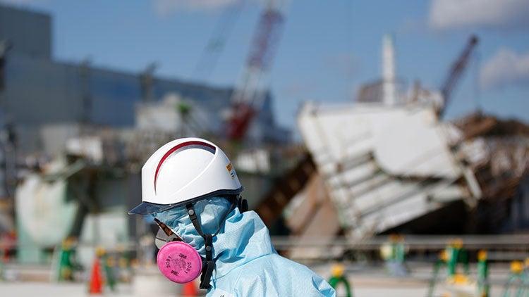 La radiación de la planta nuclear de Fukushima llega a las costas de EUA