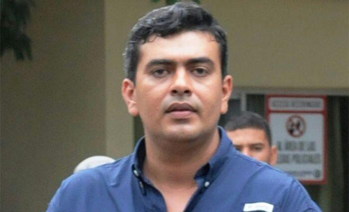 Prisión preventiva contra alcalde de Yoro, Arnaldo Urbina