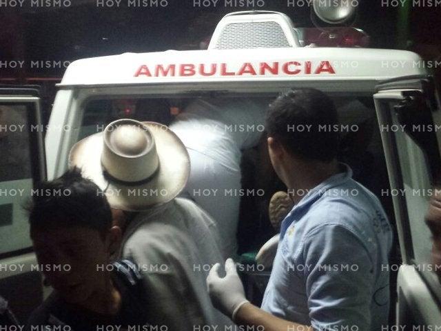 Dos muertos y cinco heridos en billar de Iguala, Lempira