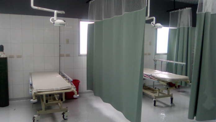 sala de traumas