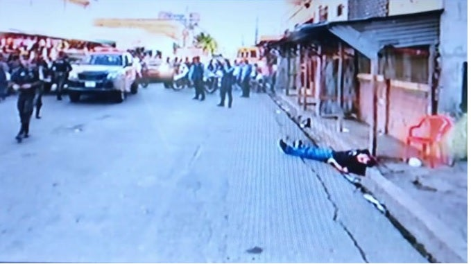 Asesinan a ciudadano en la Sexta Avenida de Comayagüela