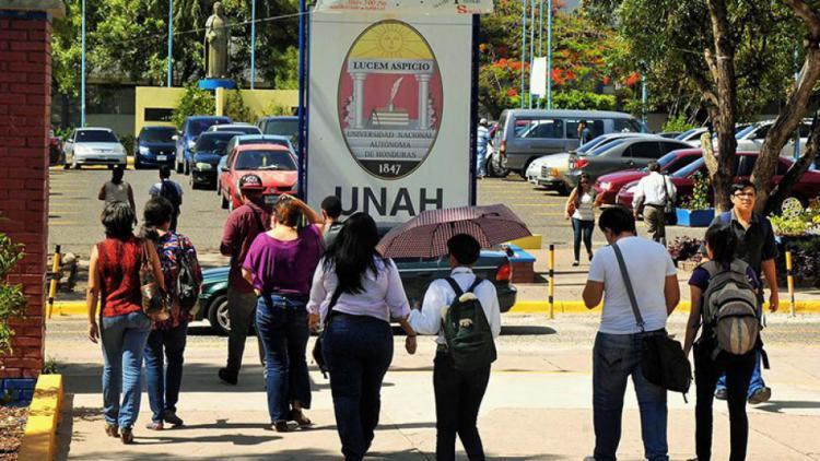 El 23 de enero darán inicio las clases del primer período académico en la UNAH