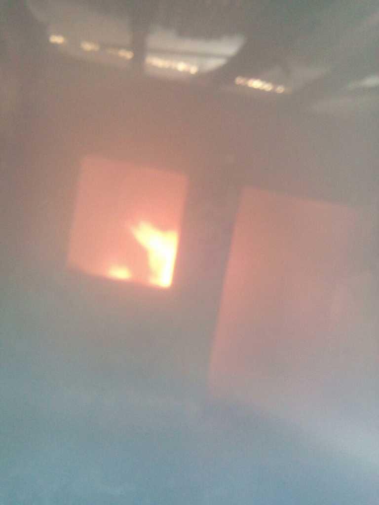Tres apartamentos han sido incendiados en barrio Cabañas de SPS