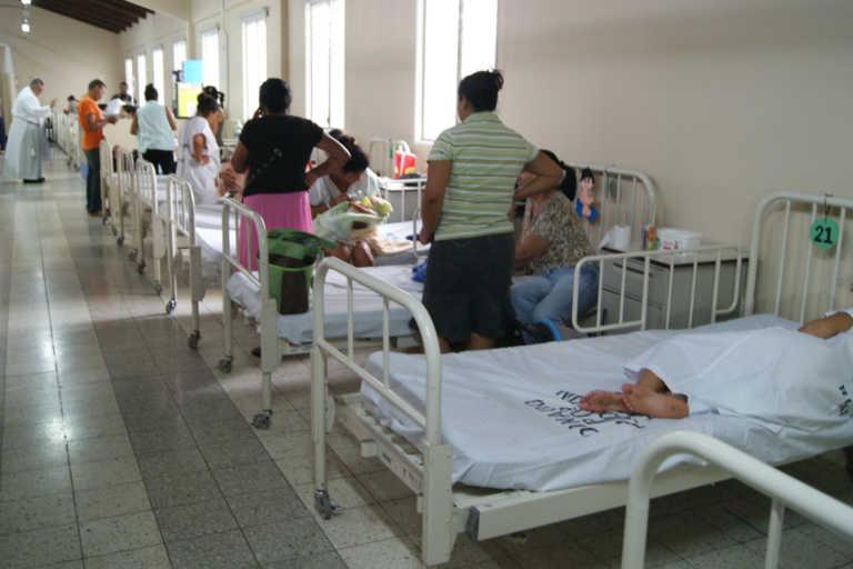 En enero inaugurarán tercera sala de puerperio en Hospital San Felipe