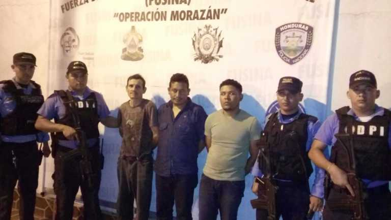 """Desarticulan a banda """"Los Yoreños"""" en operativo Navidad 2016"""