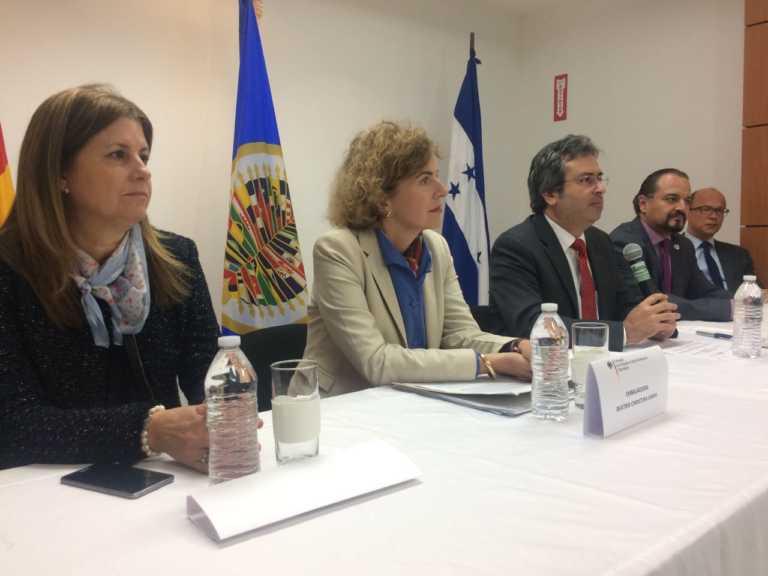 MACCIH recibe 15 millones de lempiras de Alemania para combatir la corrupción en Honduras