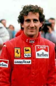 Alain Prost, campeon 1993