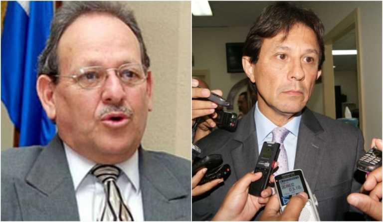 Fuerte pique entre Enrique Ortez y Fernando Anduray