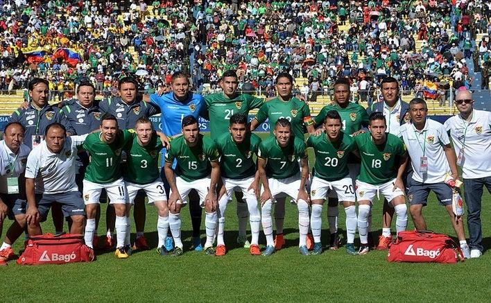 FIFA mantiene a Bolivia en la lista de sancionados por caso Cabrera