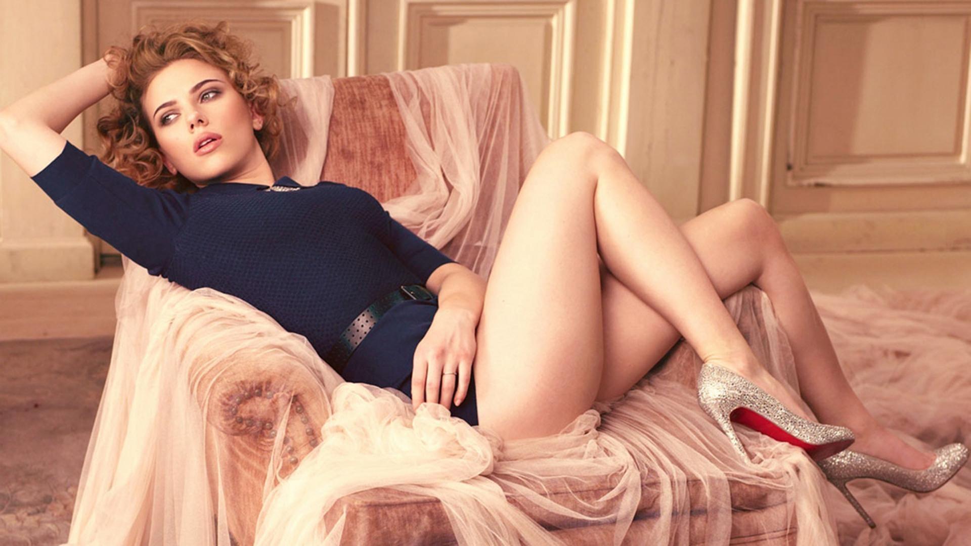 Además de su talento para la actuación, Johansson es una de las mujeres más bellas.