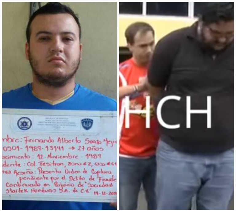 Caen tres muchachos por fraude a call center en San Pedro Sula