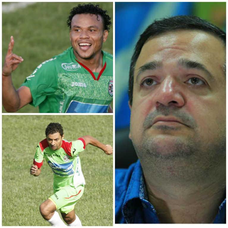 Yankel Rosenthal envía mensaje a Emil Martinez y Mauricio Sabillon