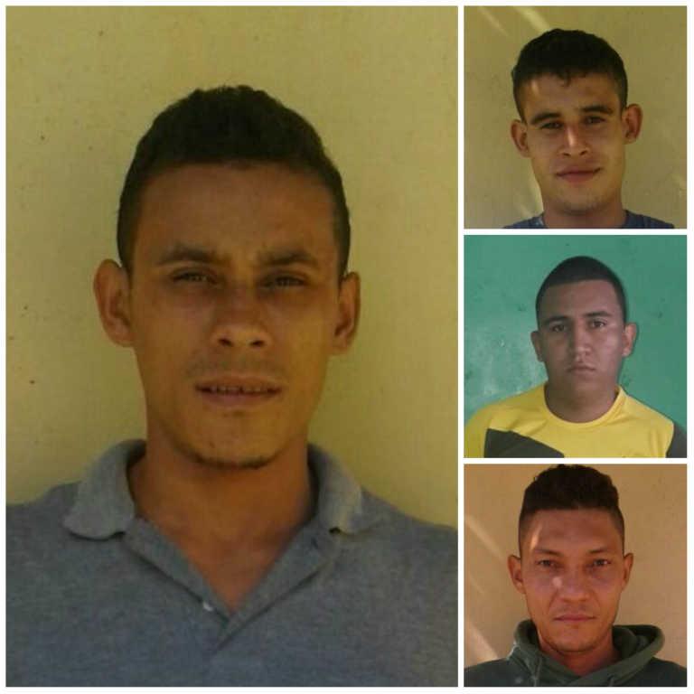 Varias capturas en la zona oriental por diversos delitos