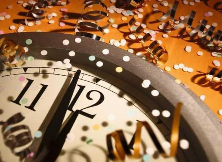 Las costumbres y rituales para recibir el año nuevo
