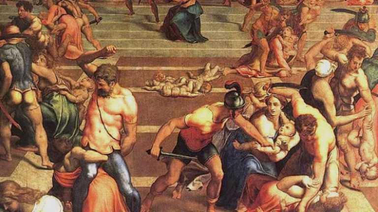 ¿Por qué el 28 de diciembre se celebra el Día de los Santos Inocentes?