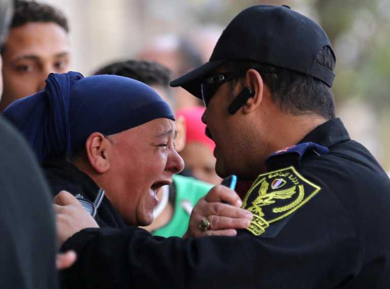 Un atentado en una iglesia ortodoxa de El Cairo dejó 25 muertos y 49 heridos