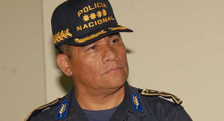 Esta semana se conocerá destino del director policial Félix Villanueva