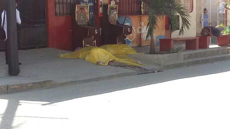 Matan a dos jóvenes cerca de una pulpería en El Pogreso, Yoro
