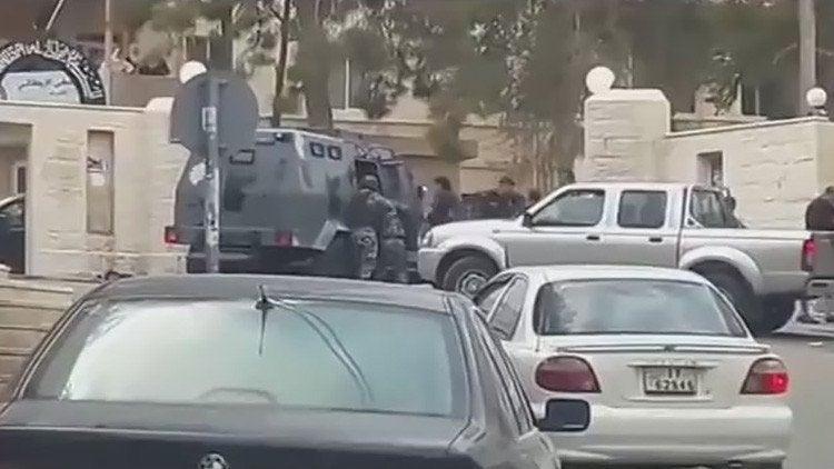 Siete muertos en un tiroteo en el sur de Jordania