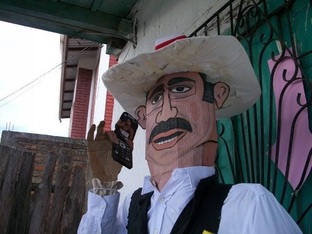 Monigotes favoritos entre los hondureños