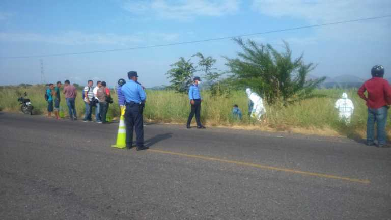 En estado de descomposición encuentran cadáver en Choluteca