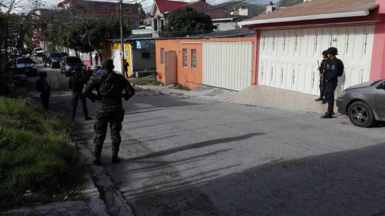 Aseguran varios bienes a presunto narcotraficante en Honduras
