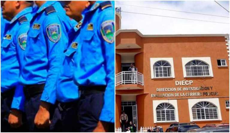 Según la DIECP, su trabajo ha sido fundamental en proceso de depuración policial